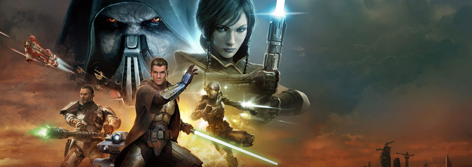 Ya está disponible Star Wars The Old Republic