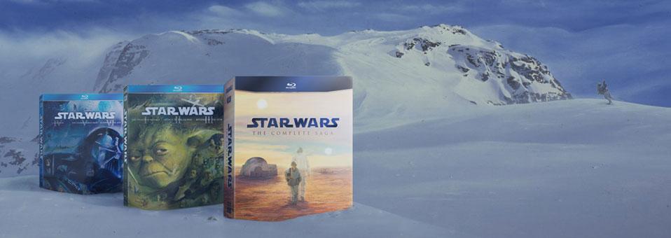 La Saga Completa en Blu-ray