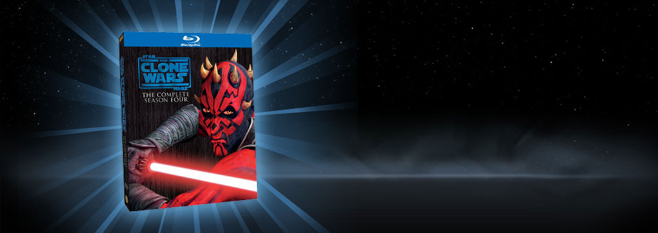 The Clone Wars, cuarta temporada llegara la Blu-ray y DVD