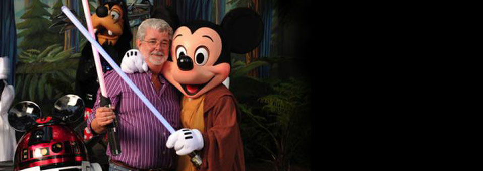 Disney se adueña de Lucasfilm