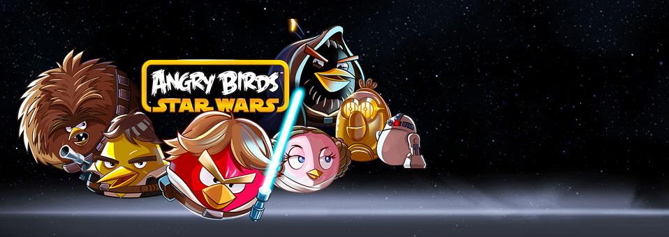 AngryBirds es uno con la Fuerza