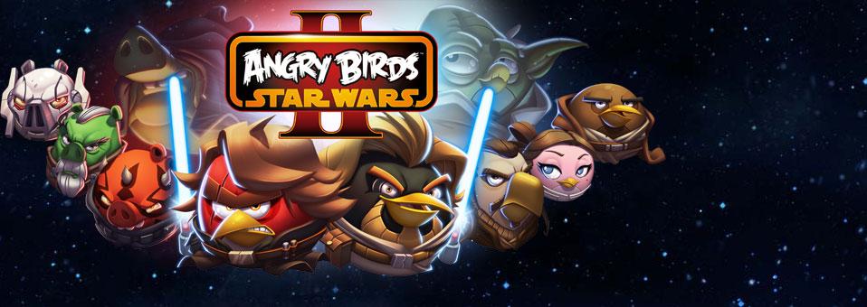 Angry Birds Star Wars II estará disponible este 19 de septiembre