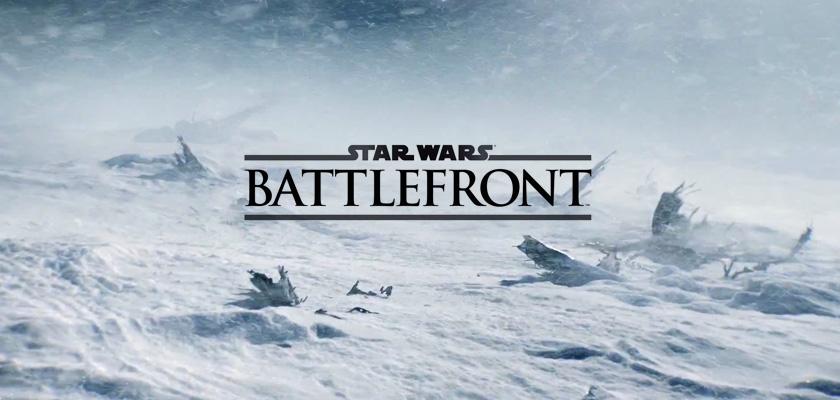 Presentación de Star Wars Battlefront desde la E3