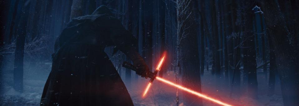 Teaser tráiler de Star Wars: El Despertar de la Fuerza
