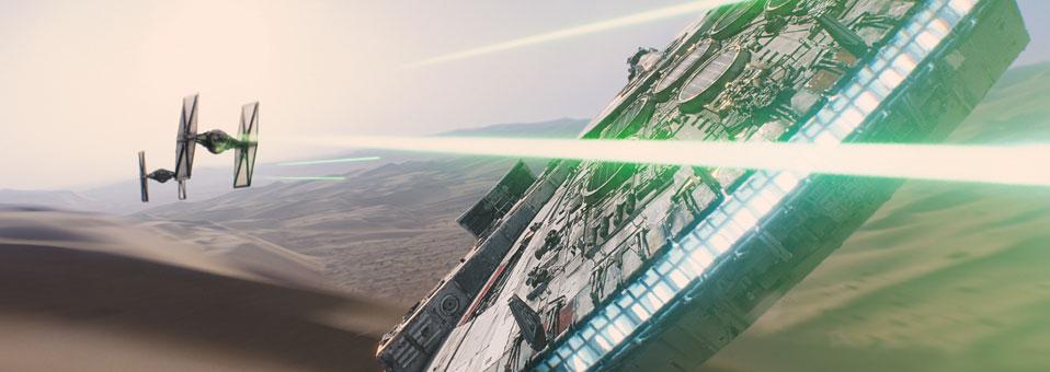 Análisis del Teaser Trailer de Star Wars El Despertar de la Fuerza
