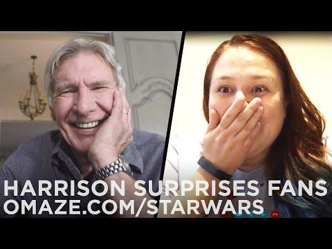 Harrison Ford te invita a colaborar con El Despertar de la Fuerza