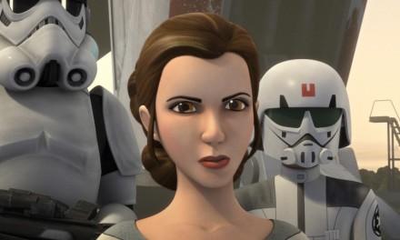 La Princesa Leia estará en Star Wars Rebels