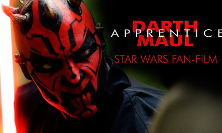 Mira el impresionante fan-film Darth Maul: Apprentice