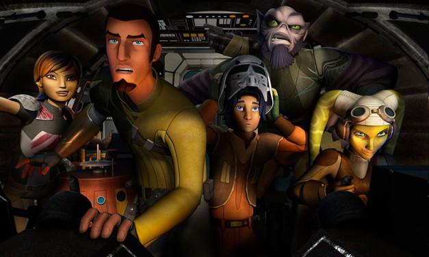 """Crítica: """"Star Wars Rebels: La Chispa de la Rebelión"""""""