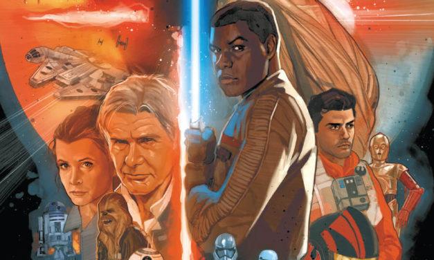 Mira un avance del comic para El Despertar de la Fuerza