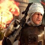 Este es Star Wars Battlefront: Bespin