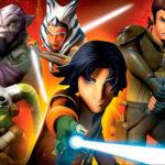 Se anuncia el Blu-Ray de la segunda temporada de Star Wars Rebels
