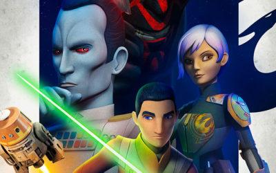 El avance de Star Wars Rebels titulado Mind Trick