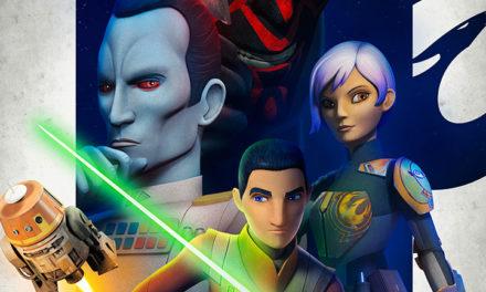 Mira el tráiler de la 3ra temporada de Star Wars: Rebels #SWCE