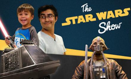 Star Wars Show – Episodio 12