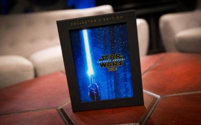 Esta es la edición de coleccionista de El Despertar de la Fuerza en 3D