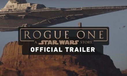 Este es el nuevo tráiler de Rogue One!