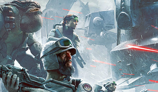 """Star Wars: Battlefront – Twilight Company"" de Alexander Freed"