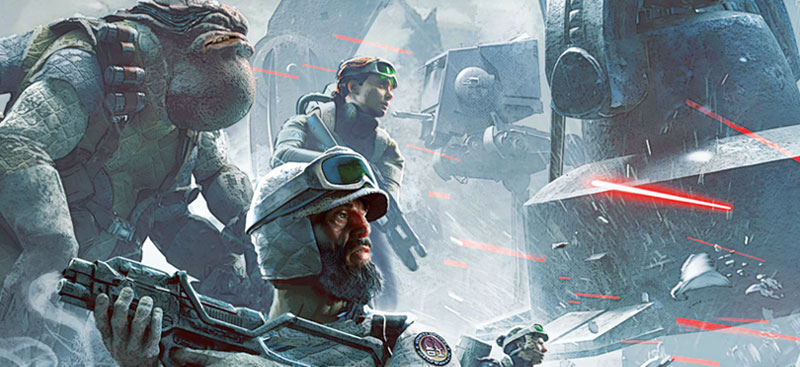 """Star Wars: Battlefront – Twilight Company"" de Alexander Freed"