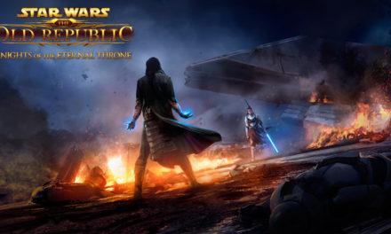 El tráiler cinematográfico de Star Wars: The Old Republic  Knights of the Eternal Throne