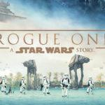 Este es el poster de Rogue One