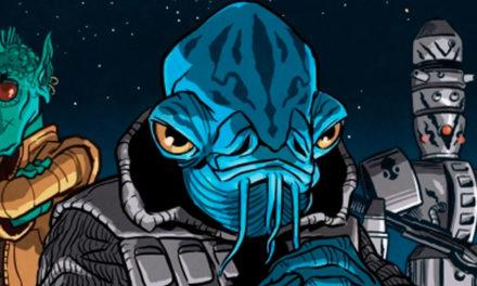 """""""StarWars: Adventures in Wild Space – The Steal"""" de Cavan Scott"""