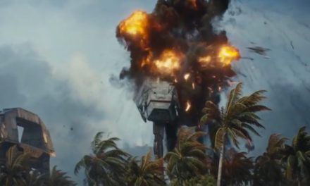 """Rogue One TV Spot – """"Strap In"""""""