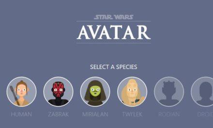 Crea tu avatar de Star Wars
