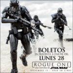 Preventa de Entradas en Chile de Rogue One