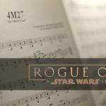 Escucha un extracto del Soundtrack de Rogue One