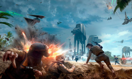 Mira el épico tráiler de Star Wars Battlefront Rogue One: Scarif