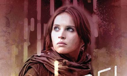 Esta es la novela de Jyn Erso: Rebel Rising