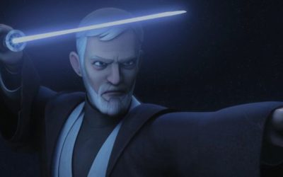 Mira el tráiler Star Wars Rebels, es épico