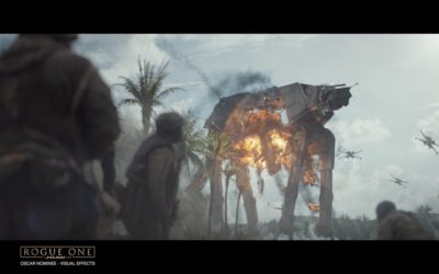Los efectos visuales de ILM para Rogue One