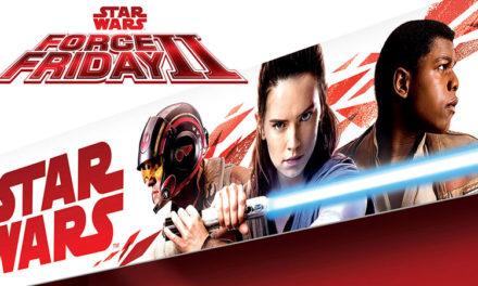 Se anuncia el Star Wars Force Friday II