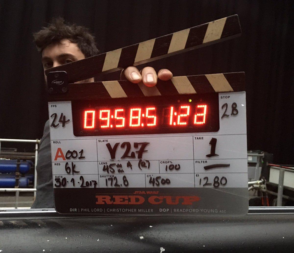 Comenzó la filmación del spin-off de Han Solo