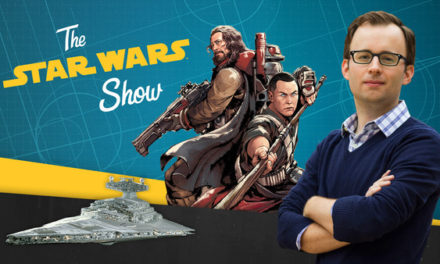 Star Wars Show – Episodio 35