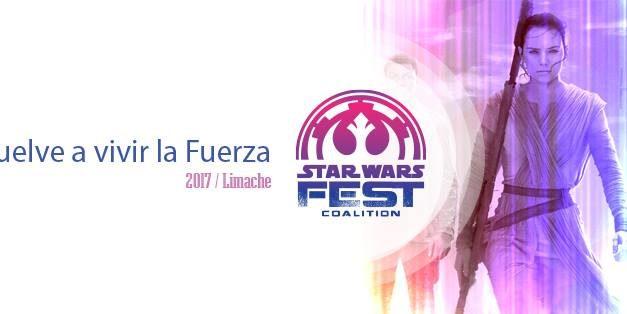 Conoce la Star Wars Fest en Limache