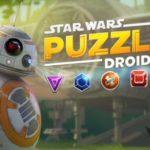 El nuevo juego para smatphones se llama Star Wars: Puzzle Droids