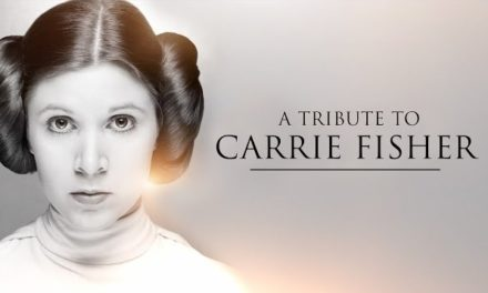Mira el hermoso video tributo a Carrie Fisher