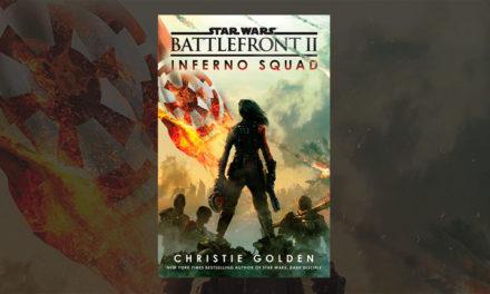 La novela Inferno Squad es una precuela de Battlefront II