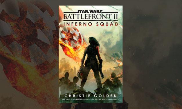 Battlefront II: Inferno Squad tendrá poster exclusivo en Barnes & Noble
