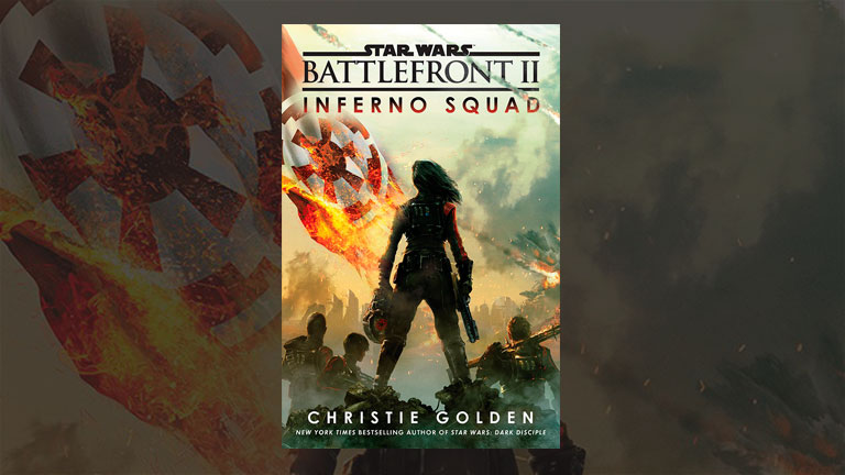 Battlefront II: Inferno Squad tendrá poster exclusivo en Barnes & Noble