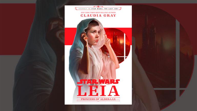 Esta es la sinopsis de Leia: Princesa de Alderaan