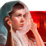 Este es Star Wars: Leia, Princess of Alderaan