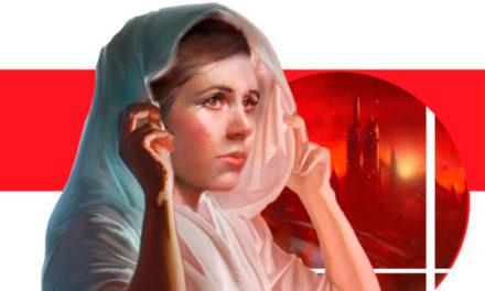 Este es Star Wars: Leia, Princess of Alderaan
