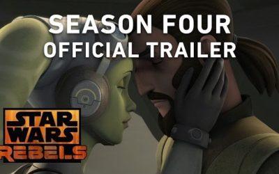 [Celebration] No te pierdas el tráiler de la 4a temporada de Rebels