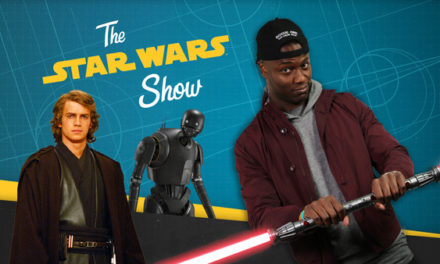 Star Wars Show – Episodio 44
