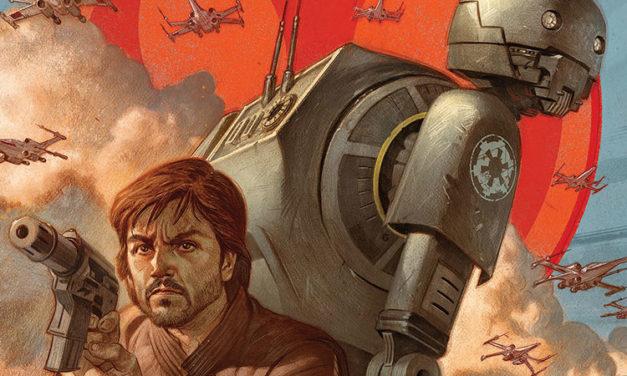 Cassian conoce a K-2SO en este nuevo comic precuela