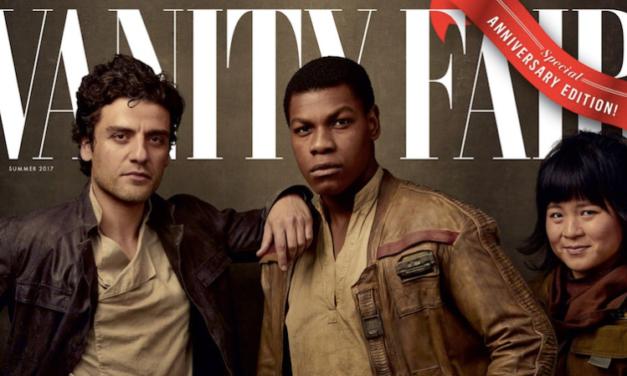 Vanity Fair nos muestra sus portadas de Los Últimos Jedi